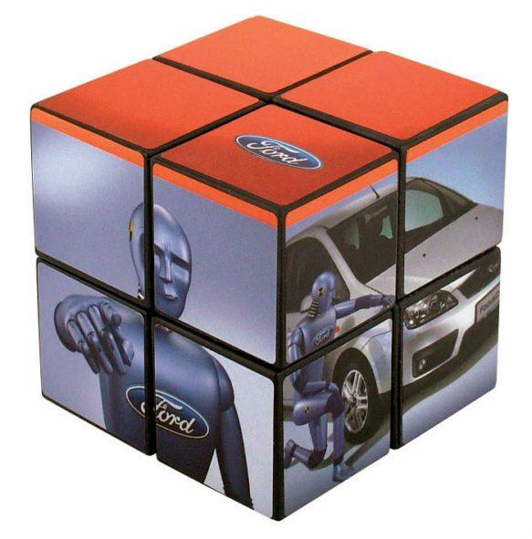 Big Size Rubik Cubes Make Fantastic Marketing Tools And