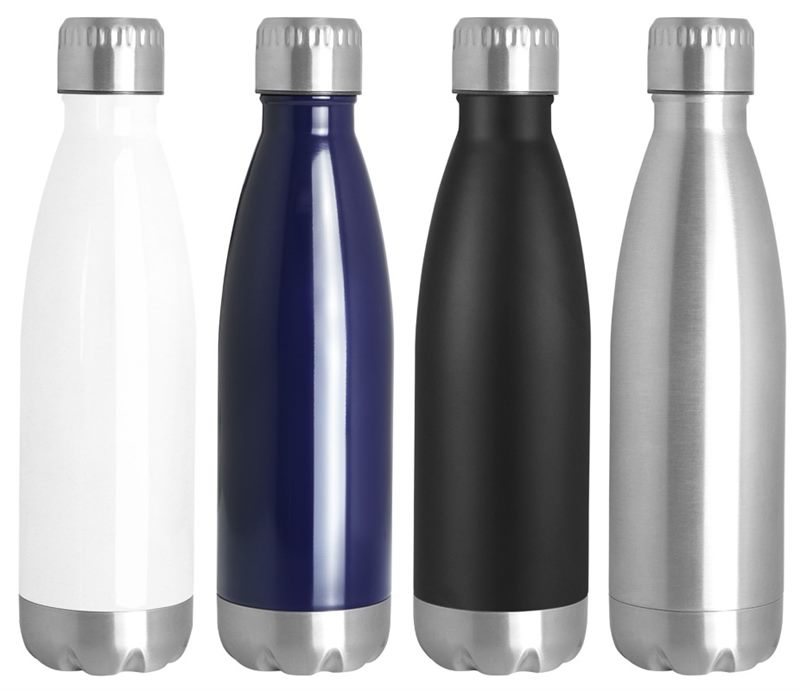 d9cb5754b4f 500ml Double Walled Stainless Steel Bottles are the perfect advertisin