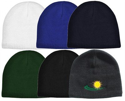 Acrylic Fleece Beanies are inexpensive promo tools that can be used as edd6c4350ab4