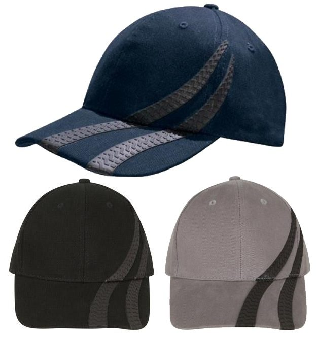01092dc7a Tyre Track Baseball Cap perfect for motor racing cap