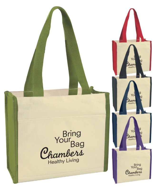 Canvas Tote Bags can be custom printed d7d6afb1d