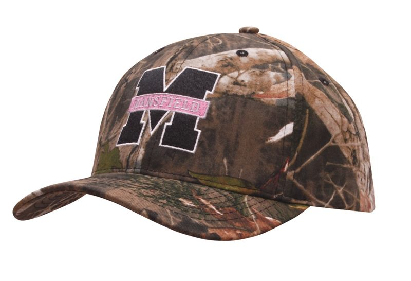 Promotional DRT True Timber Camouflage Caps will make any