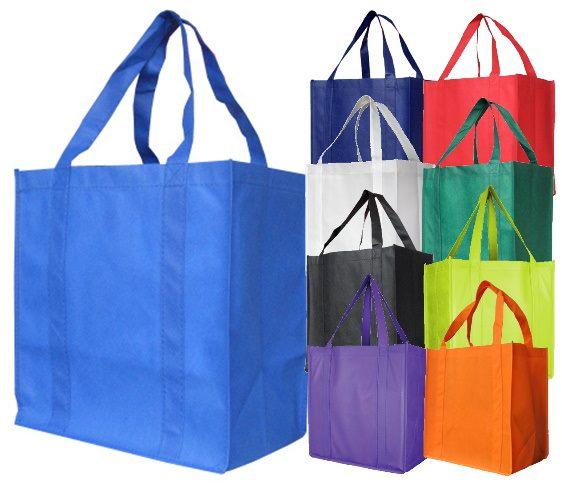 de554f9ab238 Promotional Shopping Bags in black