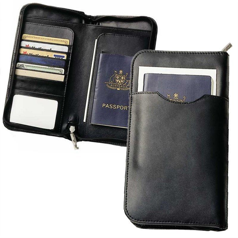 8feb3a7d89fa Leather Travelling Wallets are the best value travel purses available