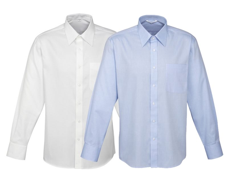 Mens Corporate Business Shirts Are The Customised Logo Business Shirts