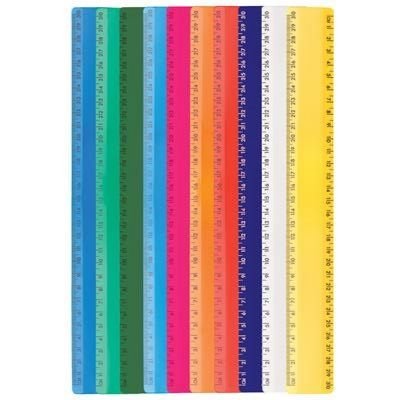 Promotional Rulers With Huge 280 X 20mm Screen Print Area Are Great Va