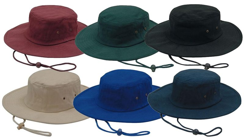 Promotional Sun Hat with flexible rim 2dabfb237fa