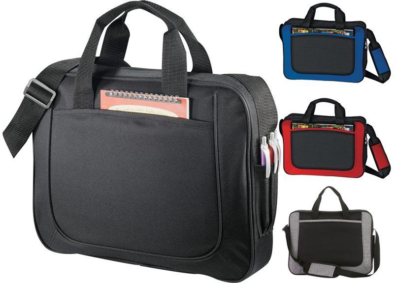 22fc90af9329 Custom Woodward Business Bags have impressive organisation and ...