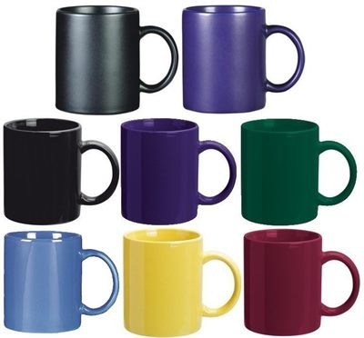 Printed Coffee Mugs Have Always Been Popular Promotional