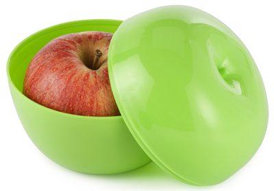 Attirant Apple Storage Container