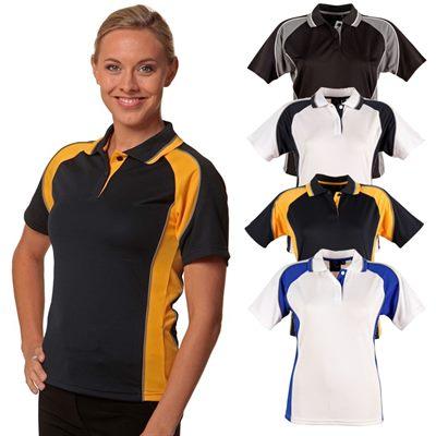 Customised Ladies Polo Shirts  9b31946f90