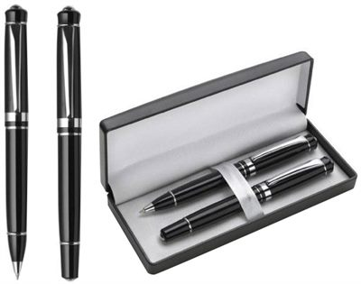 Boxed Business Pen Sets are attractive corporate gift ideas.