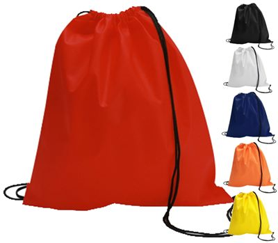 Bright Colourful Backpacks Have A Print Area Of 200mm X