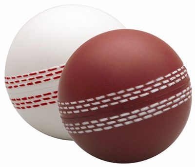 Cricket Ball Stress Ball