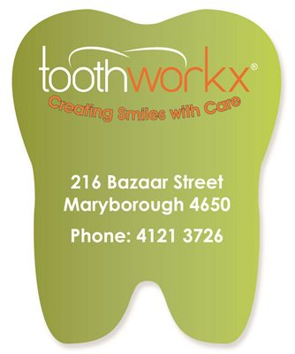 Dental Look Magnets Measuring 70 X 88 Mm Are Great Value