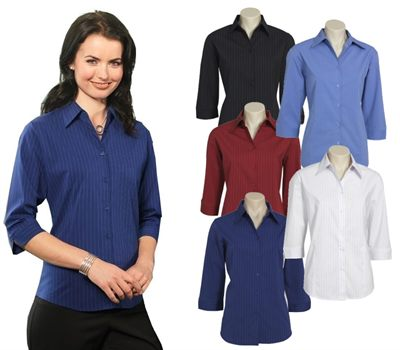 Stylish ladies corporate shirts are the promotional for Women s company logo shirts