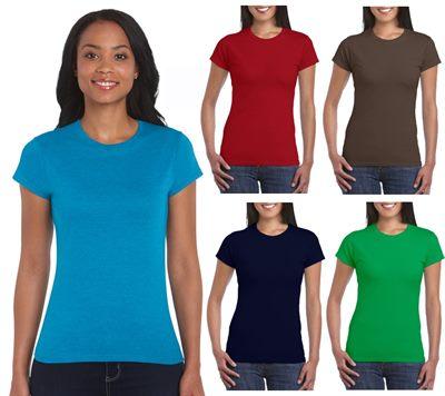 Gildan T-Shirts | Blank Gildan Tees, Printed & Available in Bulk