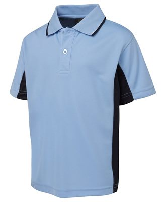 Kids Sports Polo Shirt