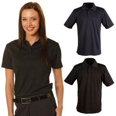 Womens Campbell Short Sleeve