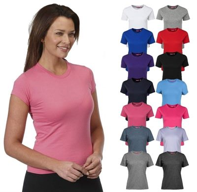 Shop for womens stretch tee shirt online at Target. Free shipping on purchases over $35 and save 5% every day with your Target REDcard.
