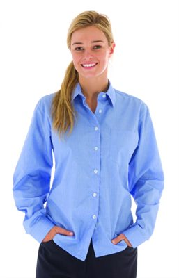 Custom Ladies Chambray