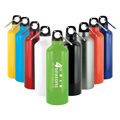 Metal Water Bottles Are Made From Quality Aluminium And