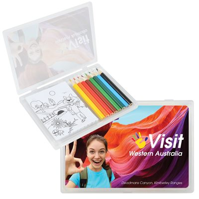 Draw It Colouring Set