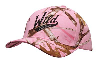 Pink True Timber Camouflage Cap eb529c7d27c9