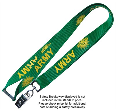 Polyester Custom Lanyards