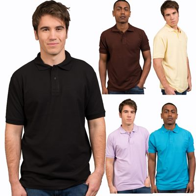 quality men 39 s polo shirts are smart looking work clothing