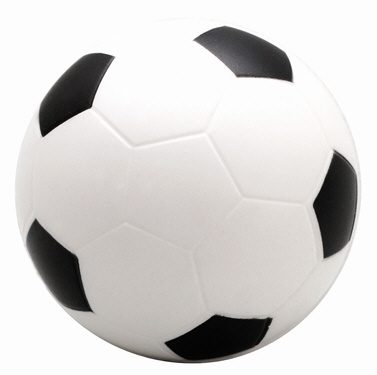 Small Soccer Stress Ball