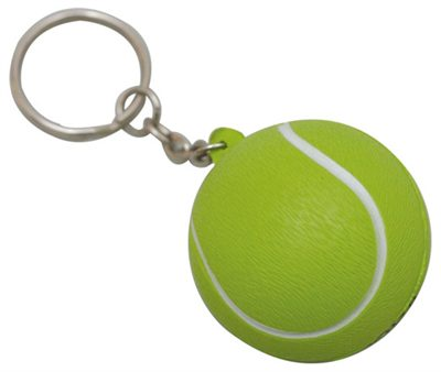 tennis ball anti stress key chains are one of the most unique an econo. Black Bedroom Furniture Sets. Home Design Ideas