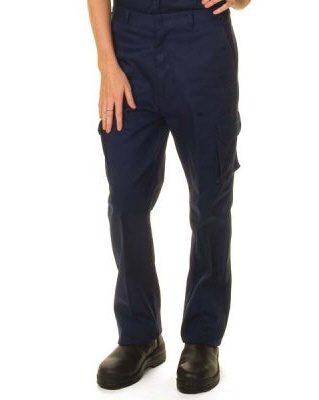 Popular BettyMills Women39s Industrial Cotton Cargo Pant  Dickies FP337NV 14