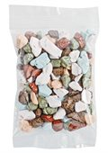 Chocolate Rocks in 100g Cello Bags