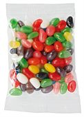 Jelly Bean Mixed in 100g Cello Bags