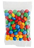 M&Ms in 100g Cello Bag