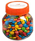 145g M&Ms In Plastic Jar