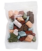 Promo 25g Bag with Chocolate Rocks