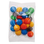 Promo 25g Bag with M and Ms