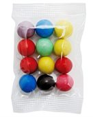 Promo 25g Bag with Mixed Chocolate Balls