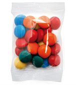 Promo 25g Bag with Mixed Chocolate Gems
