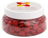 250 Large Jar Corporate Chocolate Gems
