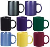 300ml Solid Coloured Mug