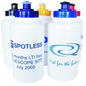 500ml Screw Top Sports Bottle