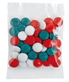 Chocolate Gems Corporate 50g Cello Bag