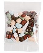 Chocolate Rock in 50g Cello Bags