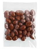 Chocolate Sultanas in 50g Cello Bags
