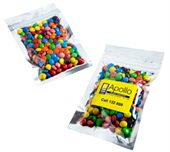 50g M&Ms Silver Lock Bag