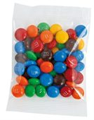 Mixed M&Ms in 50g Cello Bags