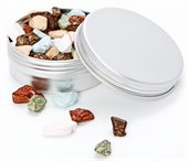55g Chocolate Rocks Twist Tin